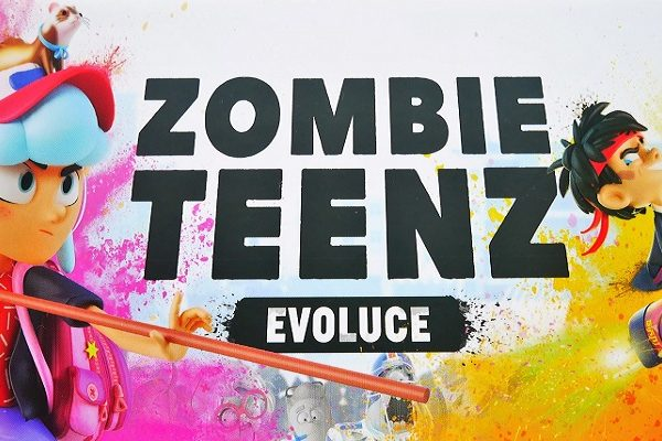 Zombie Teenz Evoluce
