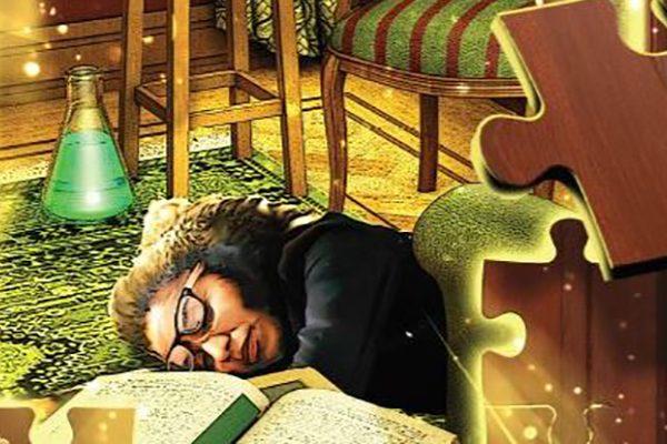 Escape Room – Dobrodružné puzzle: Tajemství vědy