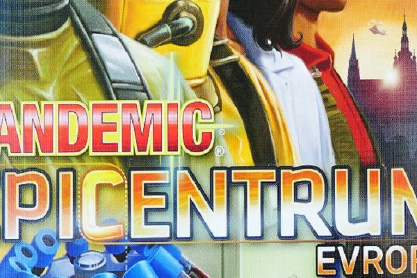 Pandemic: Epicentrum – Evropa